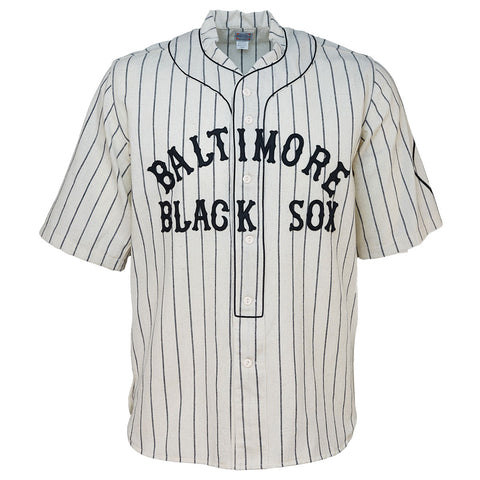 Baltimore Black Sox 1923 Home Jersey