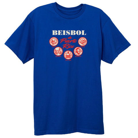 Puerto Rican League 1954-55 T-Shirt