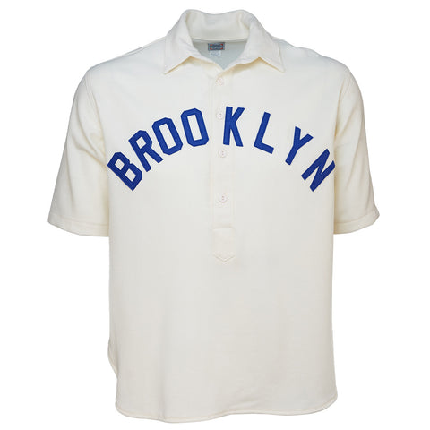 Brooklyn Bridegrooms 1889 Home Jersey
