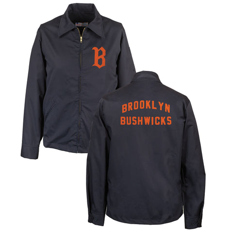 Brooklyn Bushwicks Grounds Crew Jacket