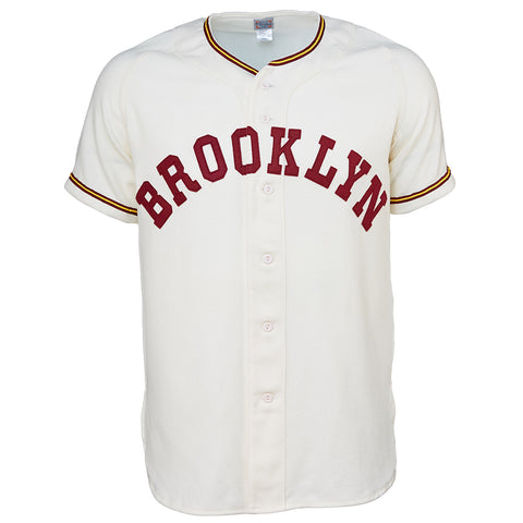 Brooklyn College 1956 Home Jersey