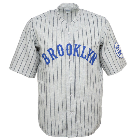 Brooklyn Tip-Tops 1915 Road Jersey