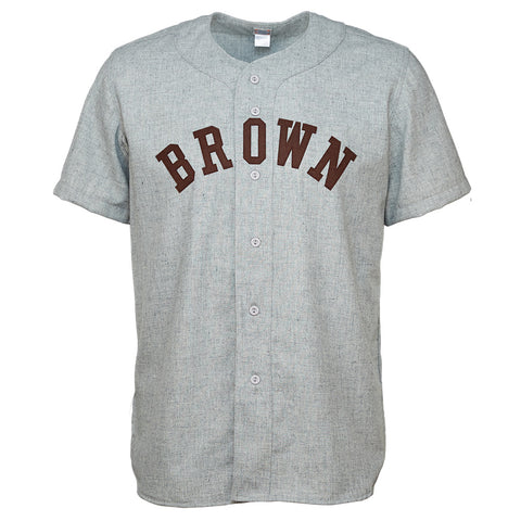 Brown University 1949 Road Jersey