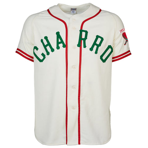Brownsville Charros 1951 Home Jersey