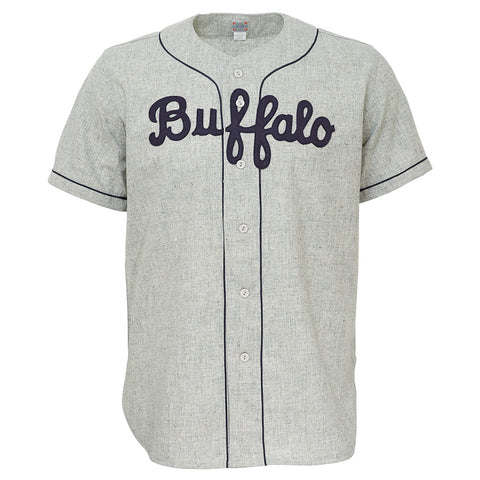 Buffalo Bisons 1959 Road Jersey