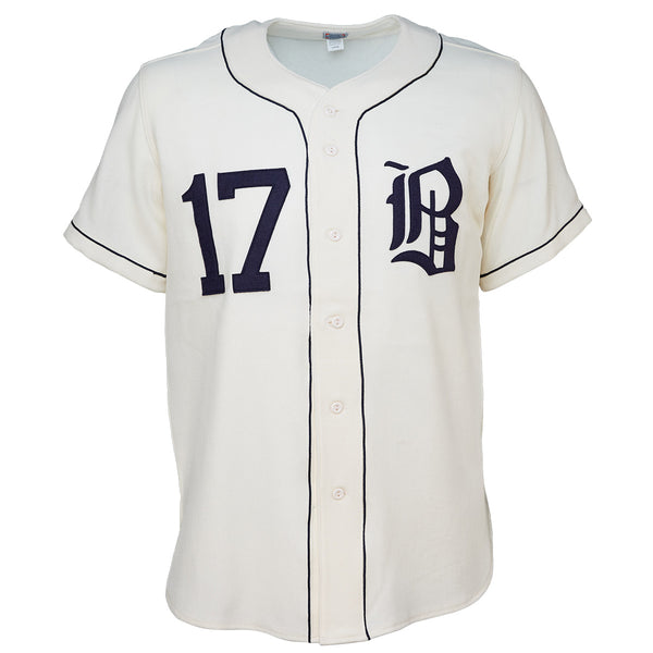 34c3643acbc Buffalo Bisons 1964 Home Jersey