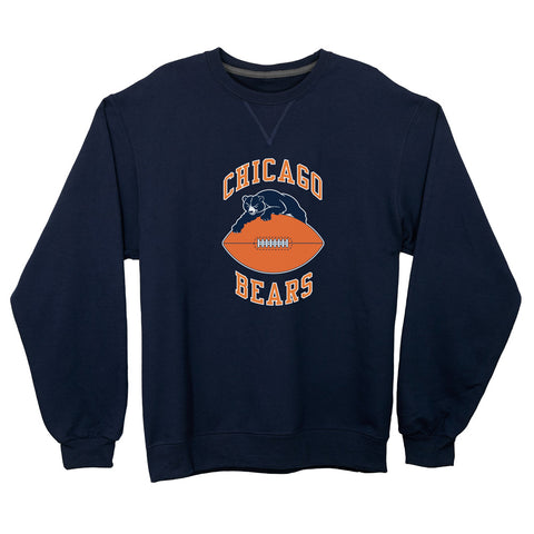 Chicago Bears Lightweight Crewneck