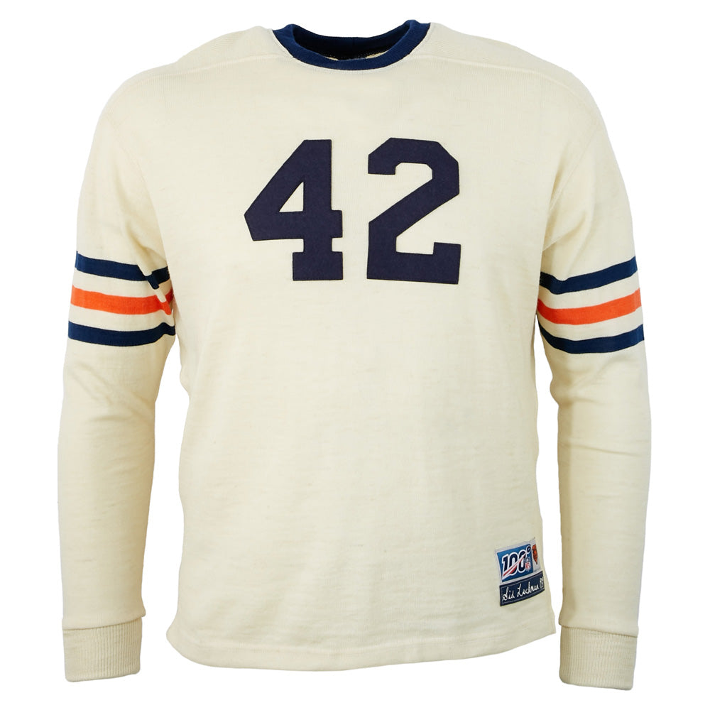 Chicago Bears 1939 Authentic Football Jersey Ebbets Field Flannels