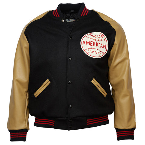 Chicago American Giants 1936 Authentic Jacket
