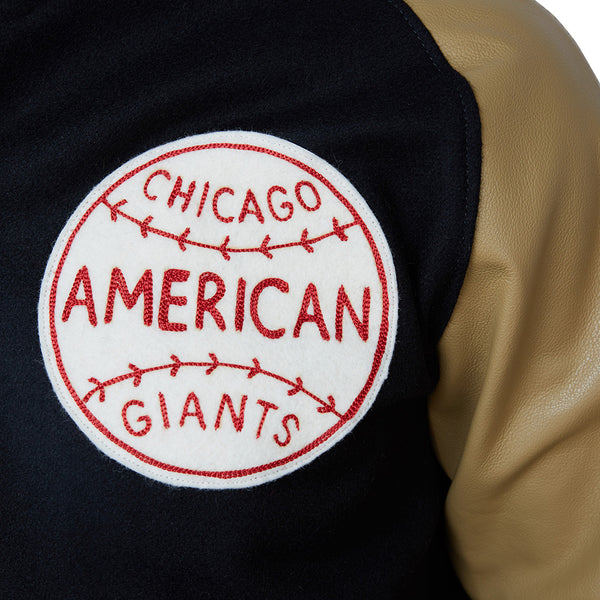 c21beb34 Chicago American Giants 1936 Authentic Jacket