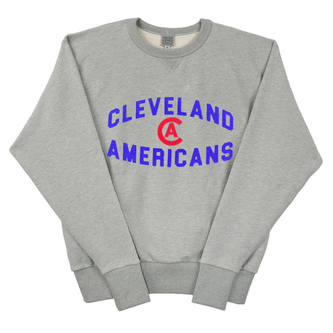 Cleveland Americans Vintage French Terry Sweatshirt