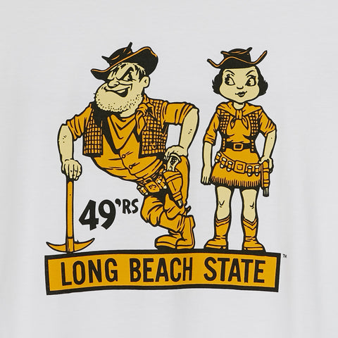 Cal State Long Beach T-shirt