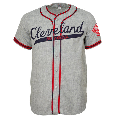 Cleveland Buckeyes 1946 Road Jersey