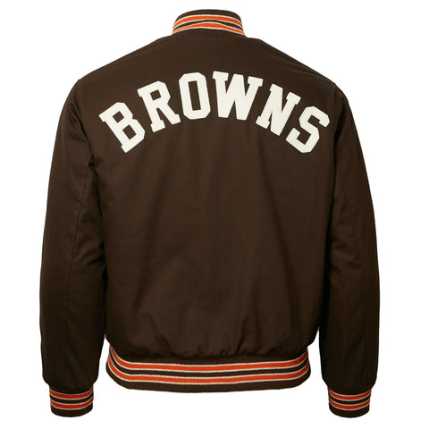 Cleveland Browns 1950 Authentic Jacket