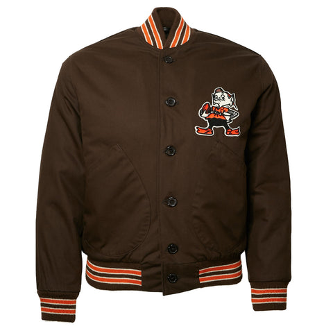 3XL - Cleveland Browns 1950 Authentic Jacket