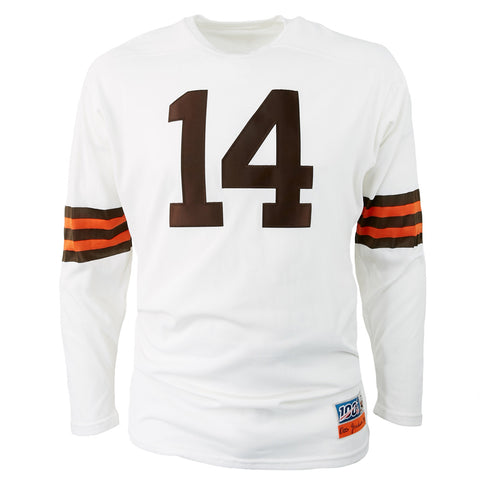 LARGE - Cleveland Browns 1952 Durene Football Jersey