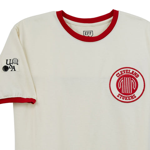 Cleveland Stokers 1967 Soccer Jersey