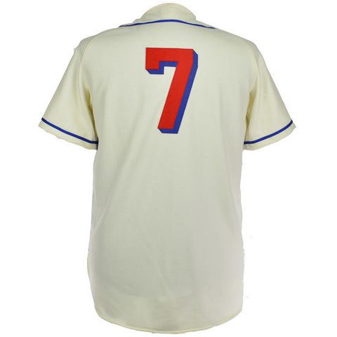 Chattanooga Lookouts 1955 Home Jersey