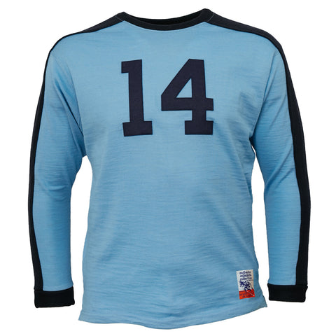 Columbia University 1940 Authentic Football Jersey