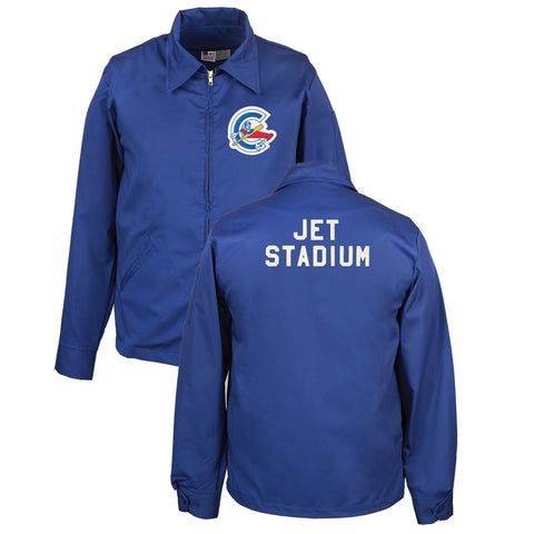Columbus Jets Grounds Crew Jacket