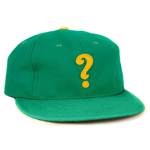 Clearing Question Marks 1941 Vintage Ballcap
