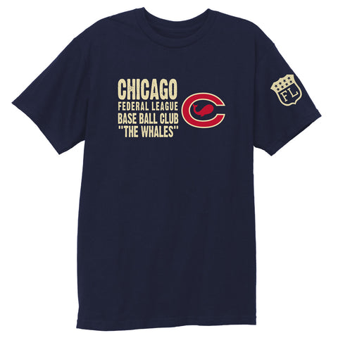 Chicago Whales 1915 T-Shirt