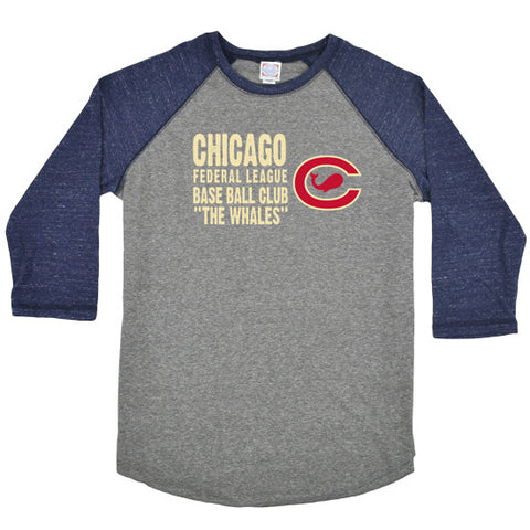 Chicago Whales Clubhouse Shirt