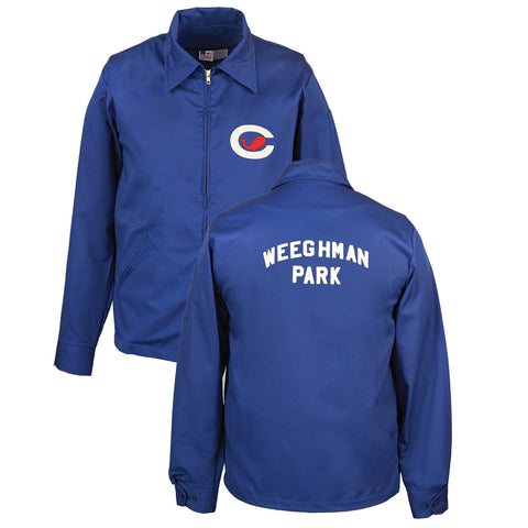 X-LARGE - Chicago Whales Grounds Crew Jacket