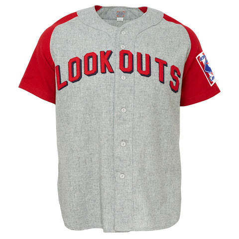 Chattanooga Lookouts 1939 Road Jersey