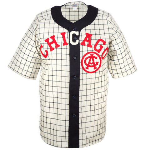 Chicago American Giants 1919 Home Jersey