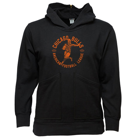 Chicago Bulls 1926 Football Sideline Sweatshirt