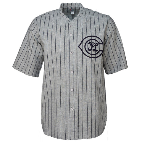 Chicago Feds 1913 Road Jersey