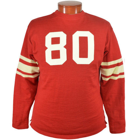 2XL - Chicago Rockets 1948 Authentic Football Jersey