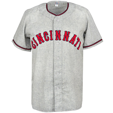 Cincinnati Tigers 1937 Road Jersey