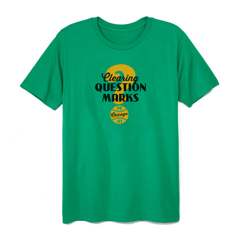 Clearing Question Marks 1941 T-Shirt
