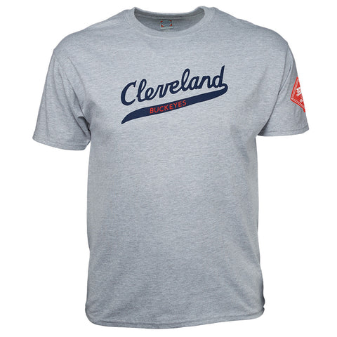 Cleveland Buckeyes Road T-Shirt