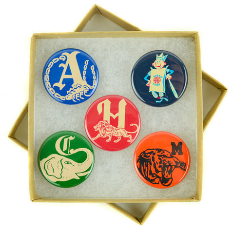 Cuban League Pin Set