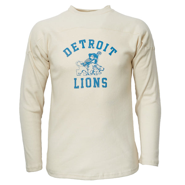 more photos 3bbf6 b64ca Detroit Lions Football Utility Shirt