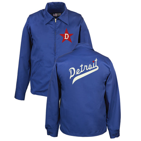 Detroit Stars Grounds Crew Jacket