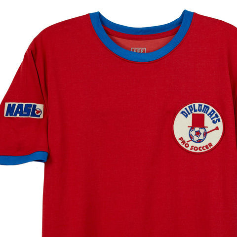 Washington Diplomats 1974 Soccer Jersey