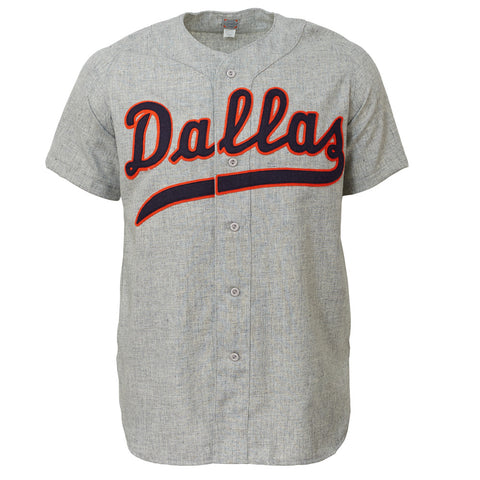 Dallas Eagles 1957 Road Jersey