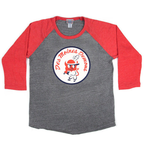 Des Moines Demons Kids Clubhouse Shirt