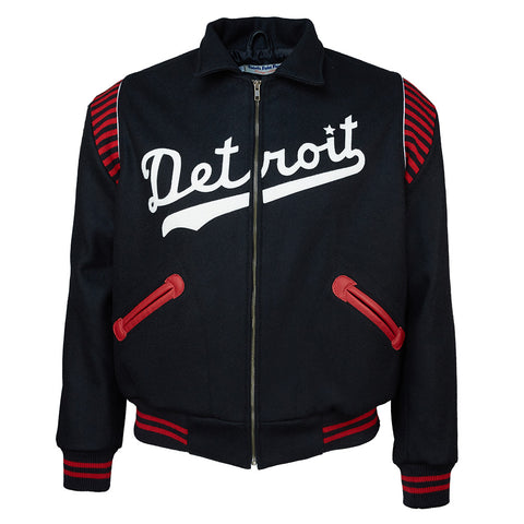 3X-LARGE - Detroit Stars 1950 Authentic Jacket