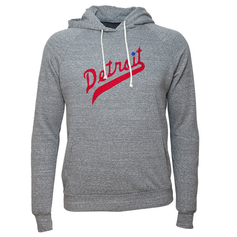 SMALL - Detroit Stars Hooded Sweatshirt