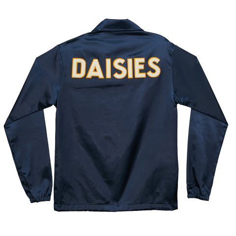 Ft. Wayne Daisies Satin Windbreaker
