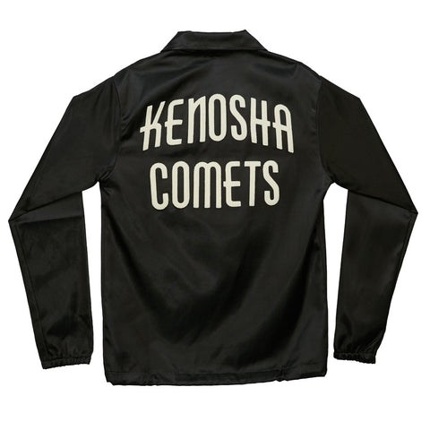 Kenosha Comets Satin Windbreaker