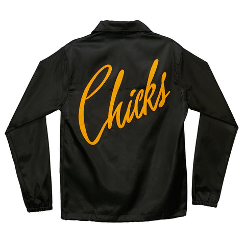 Milwaukee Chicks Satin Windbreaker