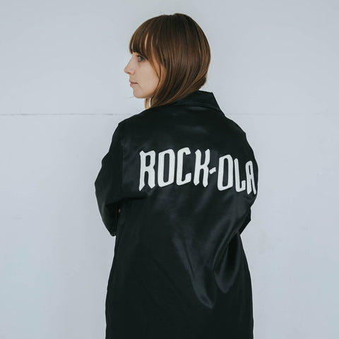 Rock Ola Satin Windbreaker