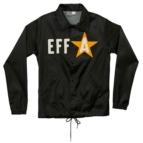 EFFA Collection Satin Windbreaker