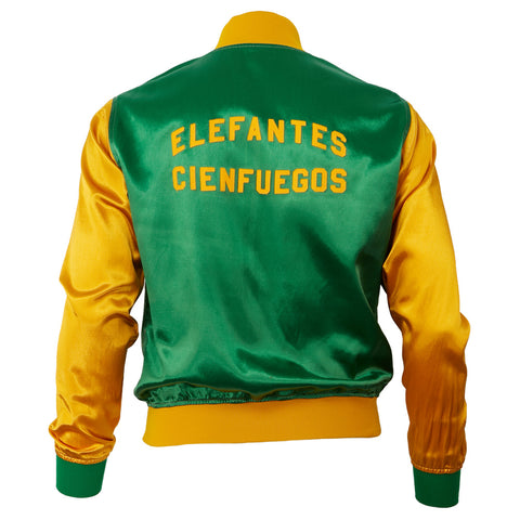Cienfuegos Elefantes Satin Color Block Jacket